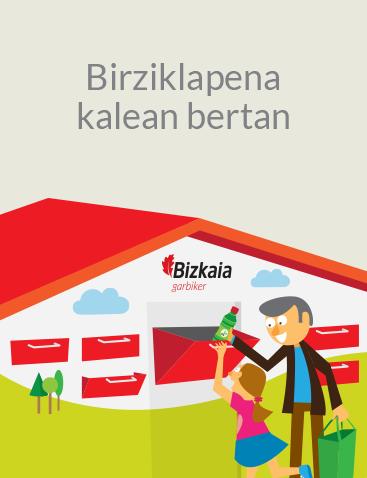 Birziklapena-kalean-bertan